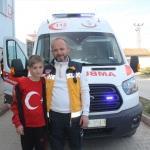 Oğlunun sözlerinden etkilenip Afrin gönüllüsü oldu