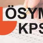 2018 KPSS Ortaöğretim sınavı ne zaman? Lise KPSS sınav tarihi...