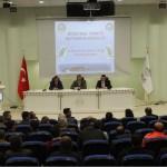 Bitlis'te inci kefali av yasağı koordinasyon toplantısı