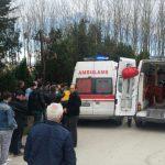 Fenalaşan öğrenciler hastaneye kaldırıldı