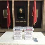 Lise öğrencilerinden Mehmetçik'e destek
