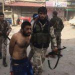 İşte Afrin'de yakalanan teröristler!