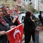 Manisa'da Zeytin Dalı Harekatı'na destek konvoyu