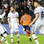 10 kişilik Başakşehir'den Kartal'a zirve darbesi!