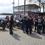 Gemlik'te 300 polis ile huzur uygulaması