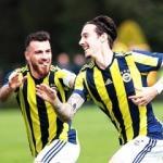 İlk derbiyi F.Bahçe kazandı! Müthiş gol!