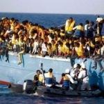 Libya açıklarında 119 kaçak yakalandı