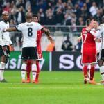 Vodafone Park'ta ilk mağlubiyet