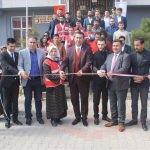 Muş'ta Kızılay Gençlik ve Kadın Kolları Şubesi açılışı