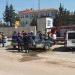 Gaziantep'de zincirleme trafik kazası: 1 ölü, 3 yaralı