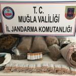 Muğla'da kaçak sigara operasyonu