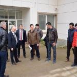Vali Ceylan, Süleymanpaşa'da incelemelerde bulundu