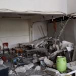 Balıkesir'de gaz sıkışması sonucu patlama: 1 yaralı