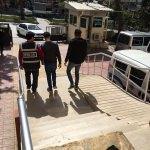 Adıyaman'da aranan 3 kişi Kahta'da yakalandı