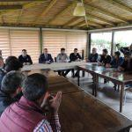 Antalya emniyetinin huzur toplantıları devam ediyor