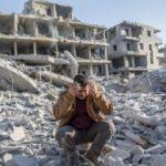 Afrin'de patlama: 7'si sivil, 11 ölü!