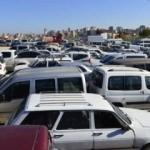 Binlerce araç çürümeye bırakıldı!