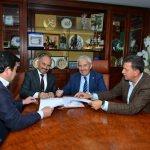 Kumluca'da eğitim işbirliği protokolü imzalandı