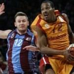 Galatasaray evinde Trabzon'u devirdi!