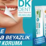 Dermokil'den Yenilebilir, Yutulabilir Diş Macunu