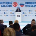 Büyükelçi Karlov'un ismi Antalya'da yaşatılıyor