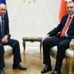 Erdoğan'dan Putin'e tebrik telefonu!