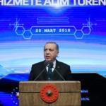 Erdoğan: Temelini Putin'le atacağız
