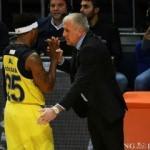 Fenerbahçe Kızılyıldız'ı dağıttı!