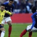 Fransa'ya şok! 2-0'dan maçı kaybettiler