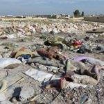 İdlib'te sığınmacı kampına saldırı!