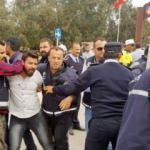 KKTC'de Nevruz gerginliği! Gözaltılar var