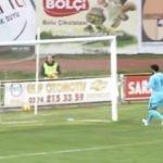 Volkan Demirel inanılmaz bir gol yedi!