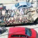 ÖSO, YPG'den intikamını aldı! O kamyon yakıldı