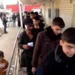 Suriyelilerin ülkelerine kesin dönüşleri başladı