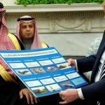 Trump kartları gösterdi, Selman burun kıvırdı