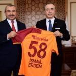 Başkan Cengiz'den Sancaktepe Belediyesi'ne ziyaret