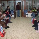 Gençlerden Sevgi Evleri'ne ziyaret