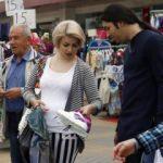 İranlı kadınlar Türk pazarına akın etti!
