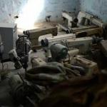 Afrin'de teröristlere ait villalar bulundu!