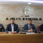 AK Parti Aydın İl Başkanı Özmen: