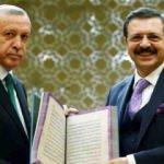 Erdoğan ile Hisarcıklıoğlu arasında ilginç dialog!