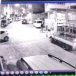 İstanbul'un göbeğinde kanlı baskın kamerada