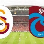 Galatasaray Trabzonspor maçı ne zaman, hangi kanalda, saat kaçta?