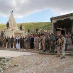Irak ordusu ile Peşmerge birbirine girdi!
