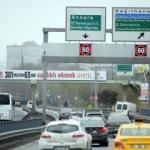 İstanbul trafiğinde dikkat çeken detay!