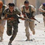 Rakka halkı YPG'ye karşı isyan çıkardı