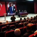 Kadirli'de Güvenlik ve Halk Günü Toplantısı