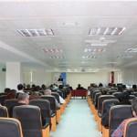 SGK personeline etik kuralları eğitimi verildi
