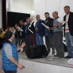 Havza'da Türk halk müziği korosu kuruldu