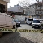 Tarihi binada mavzer fişeği ve el bombası